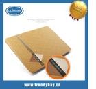 Flip credit card for ipad mini flip cover case