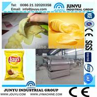 Shanghai Junyu potato chip fryer machine
