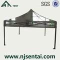 Camping-Ausrüstung faltung tragbare baldachin pvc-zelt zelte