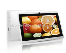 Latest Android 4.4 Tablet pc 7inch Allwinner A23 Dual core 1.2Ghz 512MB RAM 4G ROM Dual camera Wifi OTG