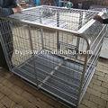 jaula de metal perro de perrera