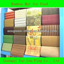 Woven Bamboo Mats