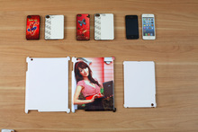 sublimation cell phone cases for ipad mini, making your phone unique different from others