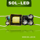 Constant Current LED Bulb Driver 5W 6W 7W 300mA