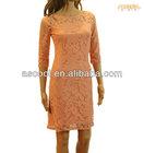 New design Ladies Lace Dress