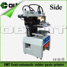 supply semi-automatic pcb printer