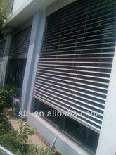 aluminum 80C louver window frames, aluminum alloy bind