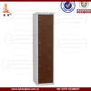 brown & light gray 6 doors steel locker,6 door steel cabinet locker
