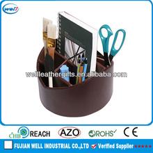 leather Desk Organizer tray Wholesale