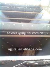 High anti-abrasion black size customized UHMW-PE Coal bunker liner board
