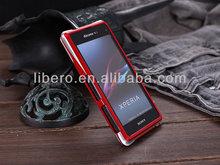 New Arrival Double Color Bumper For Sony Xperia Z1 Mini Case
