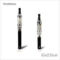 latest inventions electronic cigarette pen dual flavors clearomizer vapour cig big suppliers of e cigarettes