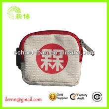 Leisure sports wrist bag zero wallet canvas bag original bag