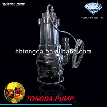 2014 hot sale centrifugal submersible pump types