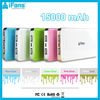 15000mah Portable Cellphone Battery Charger iFans 15000 Power Bank For Mobile Phone,for Ipad,for Iphone Power Bank