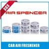 40g fragrance gel scented flower air freshener