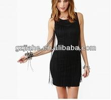 girl Hip package wrapped chest plain T-shirt skirt dress