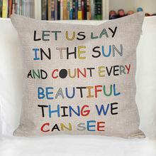 Jute Cushion Covers Pillow Cases Pillow cover 45x45cm Wholesale & Retails BIRD-