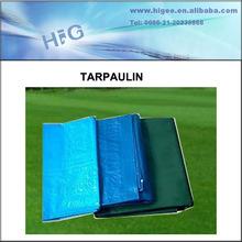 Best sale 100% new PE Tarpaulin blue pe flame-retardant fabric,fire resistant tarpaulin