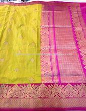 Banarasi saree, pure silk handloom