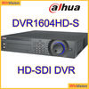 Dahua DVR1604HD-S Digital Video Recorder 1 port rs232 for PC communication & Keyboard