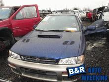 Subaru IMPREZA 2001 Suspension Crossmember/K-Frame