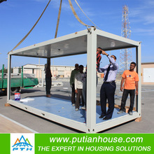 Pre made 20 ft container house