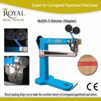 manual stitcher for corrugated carton (Stapler)