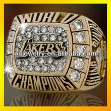 laker championship ring, 3D design ring