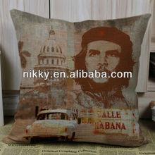 forever soft sponge pillow with unique design