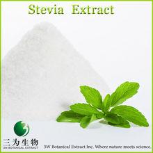 China Manufacturer Bulk Pure Stevia Extract - 80 Mesh