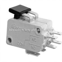 High quality mini push button joystick micro switch KW3A