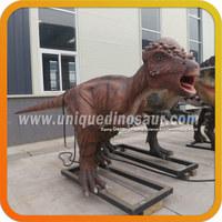 Attractive Realistic Garden Dinosaurs Metal Dinosaur Sculpture