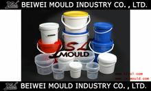 household plastic barrel mold