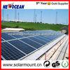 aluminum solar panle roof solar mounting kits