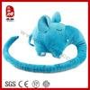2014 new toys for children custom plush elephant growth chart