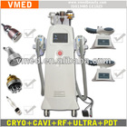 2014 Cryolipolysis Cavitation Slimming Venus Freeze Machine
