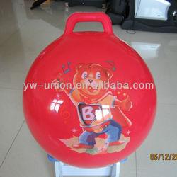 Handle Hopper ball/Jumping ball/Bouncy balls for kids