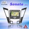 car dvd navigation para Hyundai sonata 2011
