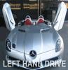 Mercedes-Benz SLR McLaren sports car (LHD 98362 PETROL)