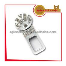 high quality crystal vw car badge emblems