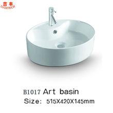 high quality ceramic pans bathroom B1017