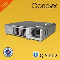 Pico 3D projection machine with DLP technology Concox Q Shot2