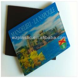 Hot sale tourist souvenir fridge magnet