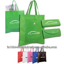 Fold Non woven Bags