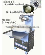 Automatic roti maker Machine for 30-150g/pc bread processing machine