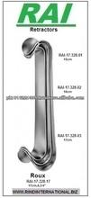 Roux Retractor 17cm