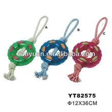 rubber chew dog toys, TPR materials