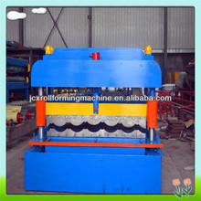 JCX 28-207-828-G1,China good quality antique glaze tile forming machine produce 3 sizes, suitable GI,PPGI, Aluminum