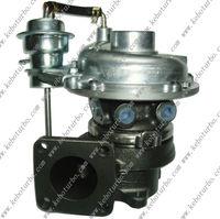 RHF4H VIDZ Turbocharger VB420076 3047087 8973311850 for Isuzu
